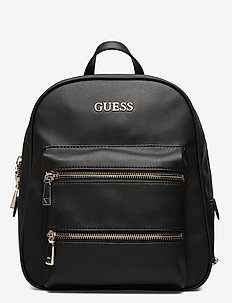 CALEY LARGE BACKPACK - BLACK