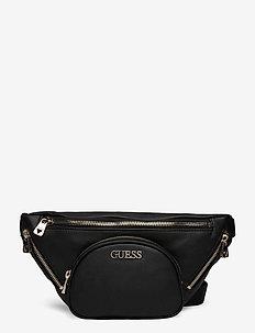 NEW VIBE BELT BAG - bæltetasker - black