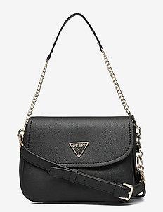 DESTINY SHOULDER BAG - skuldertasker - black