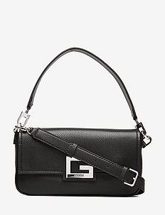 BRIGHTSIDE SHOULDER BAG - shoulder bags - black