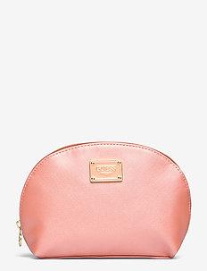 BAHIA DOME - torby kosmetyczne - peach