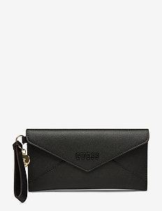 ENVELOP POUCH KEYCHAIN - wallets - black