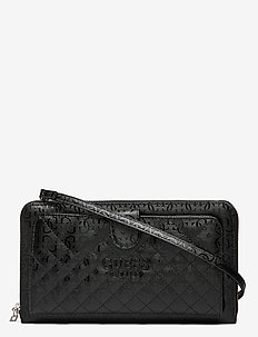 QUEENIE SLG TRAVEL WALLET - lompakot - black