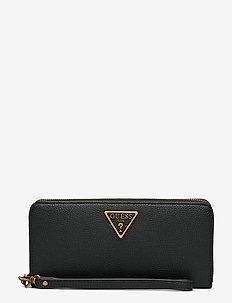 DESTINY SLG LARGE ZIP AROUND - wallets - black