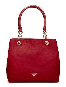 LEILA TOTE - RED