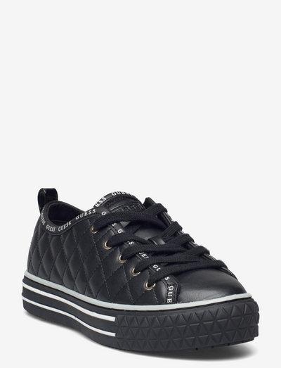 PEYTINA - låga sneakers - black