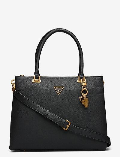 DESTINY SOCIETY CARRYALL - handväskor - black