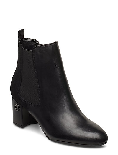 Acurn/Stivaletto /Leat Shoes Boots Ankle Boots Ankle Boots With Heel Schwarz GUESS