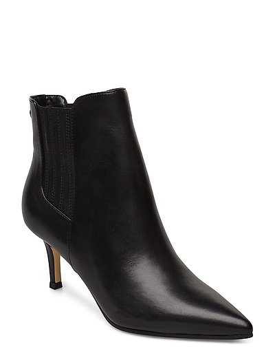 Felipa/Stivaletto /Lea Shoes Boots Ankle Boots Ankle Boots With Heel Schwarz GUESS