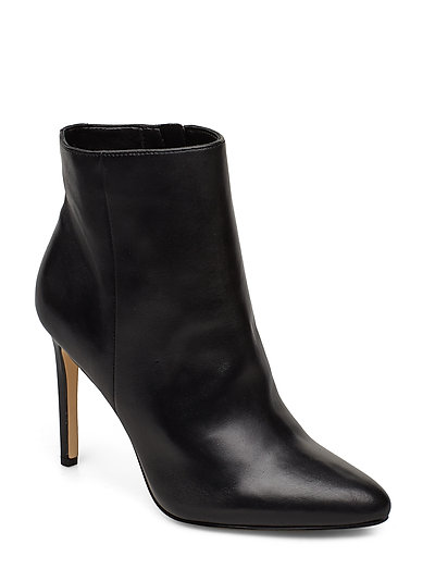 Tabare/Stivaletto /Lea Shoes Boots Ankle Boots Ankle Boots With Heel Schwarz GUESS