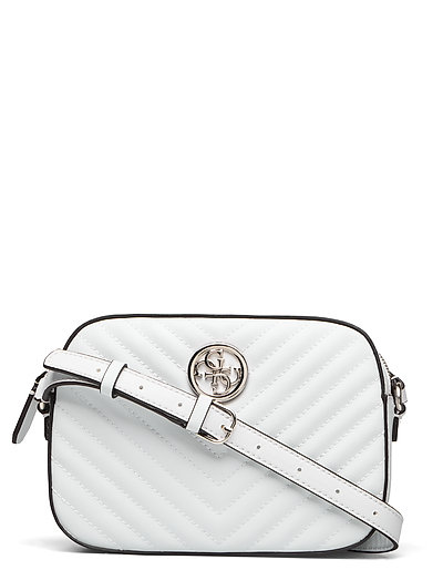 Kamryn Crossbody Top Zip Bags Small Shoulder Bags - Crossbody Bags Weiß GUESS