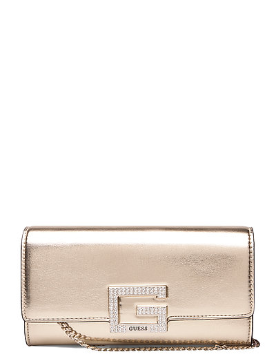 Dazzle Clutch Bags Clutches Gold GUESS
