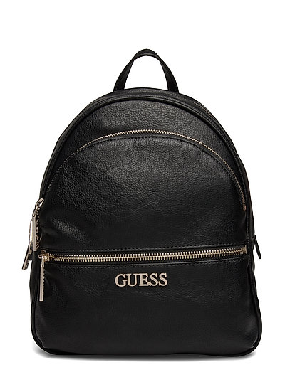 Manhattan Backpack Bags Backpacks Casual Backpacks Schwarz GUESS