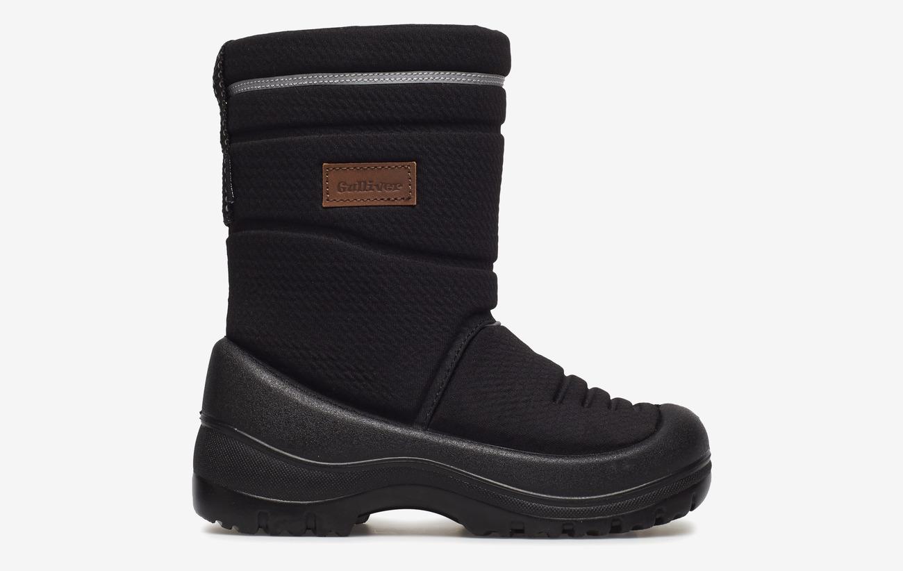 Boots (Black) (389.40 kr) Gulliver |