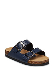 SANDAL - NAVY BLUE