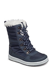 BOOTS - NAVY BLUE