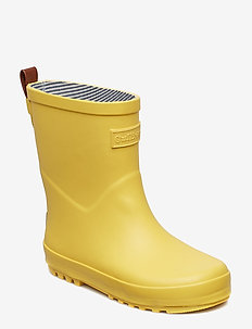 RUBBERBOOTS - gummistøvler - yellow