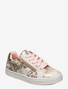 SHOES - WHITE/PINK