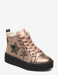 BOOTS - ROSE GOLD