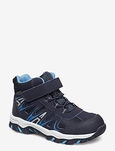 BOOTS - vinter boots - navy blue
