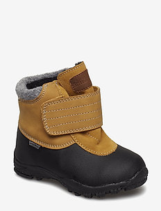 BOOTS - vinter boots - yellow