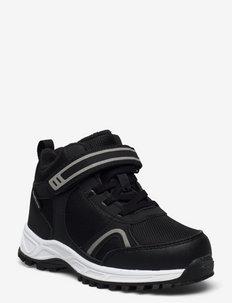 BOOTS - baskets montantes - black