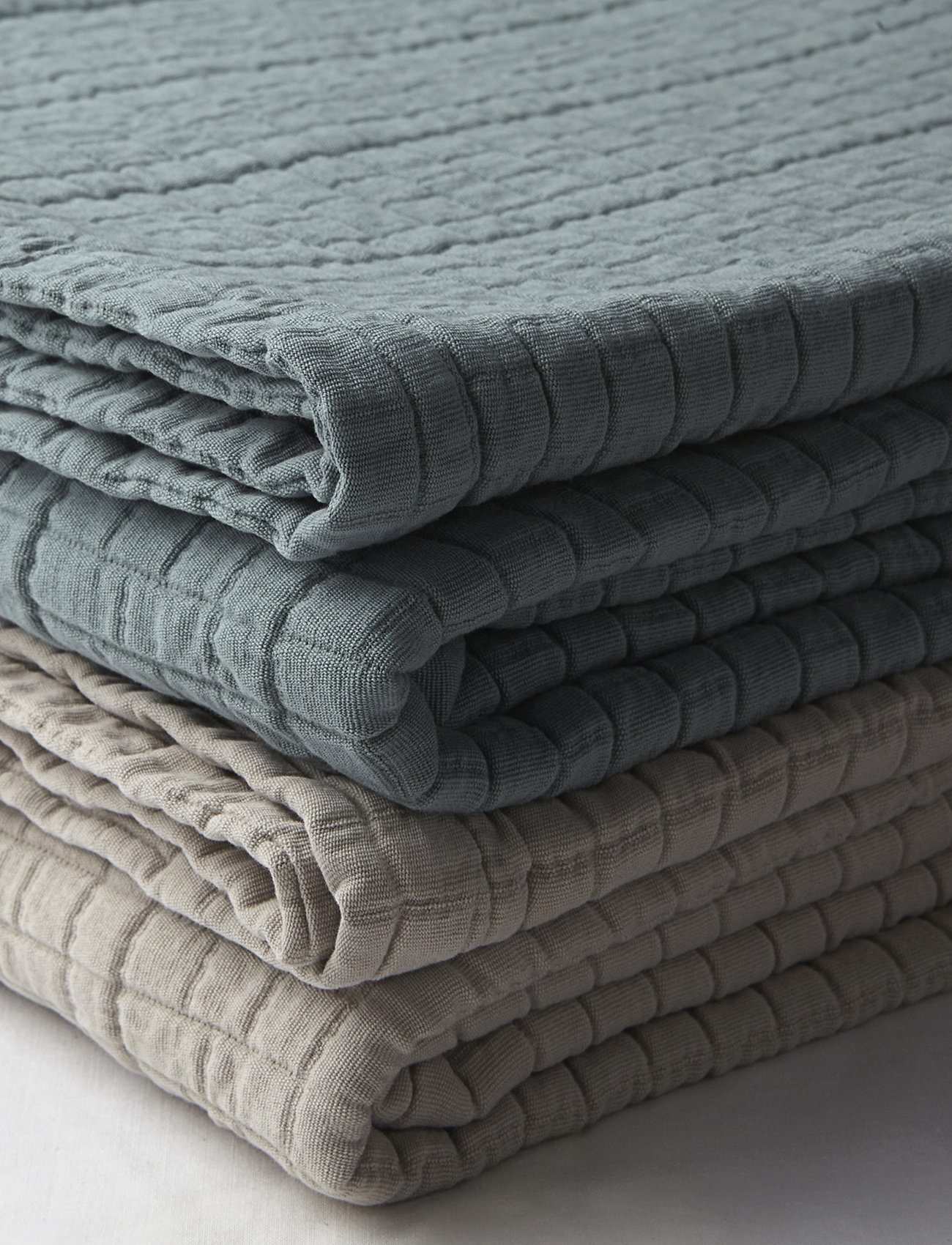 H. Skjalm P. - Kaya Bedspread - literie - grey beige - 1