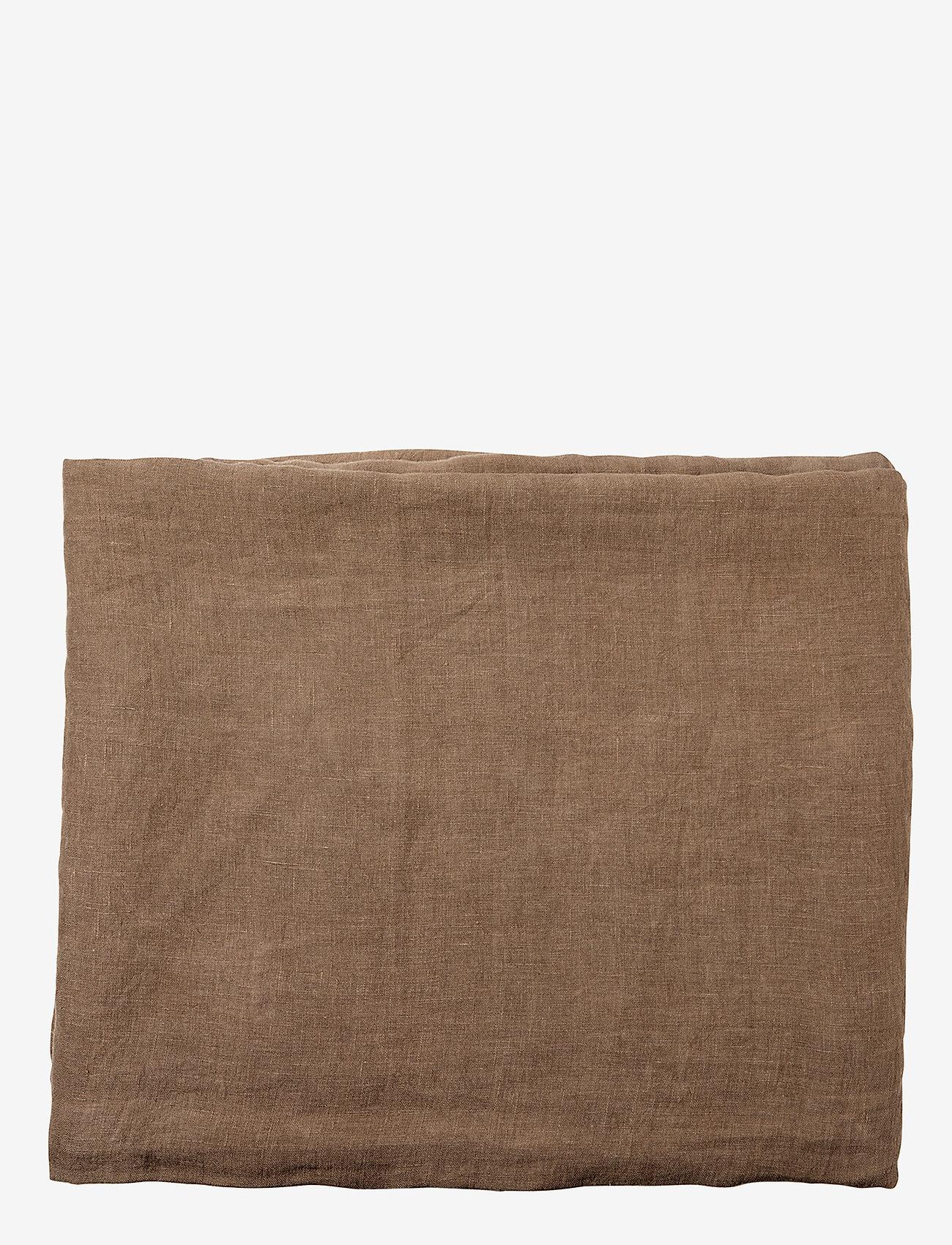 H. Skjalm P. - Vincent Tablecloth - duker & løpere - sand-coloured - 0