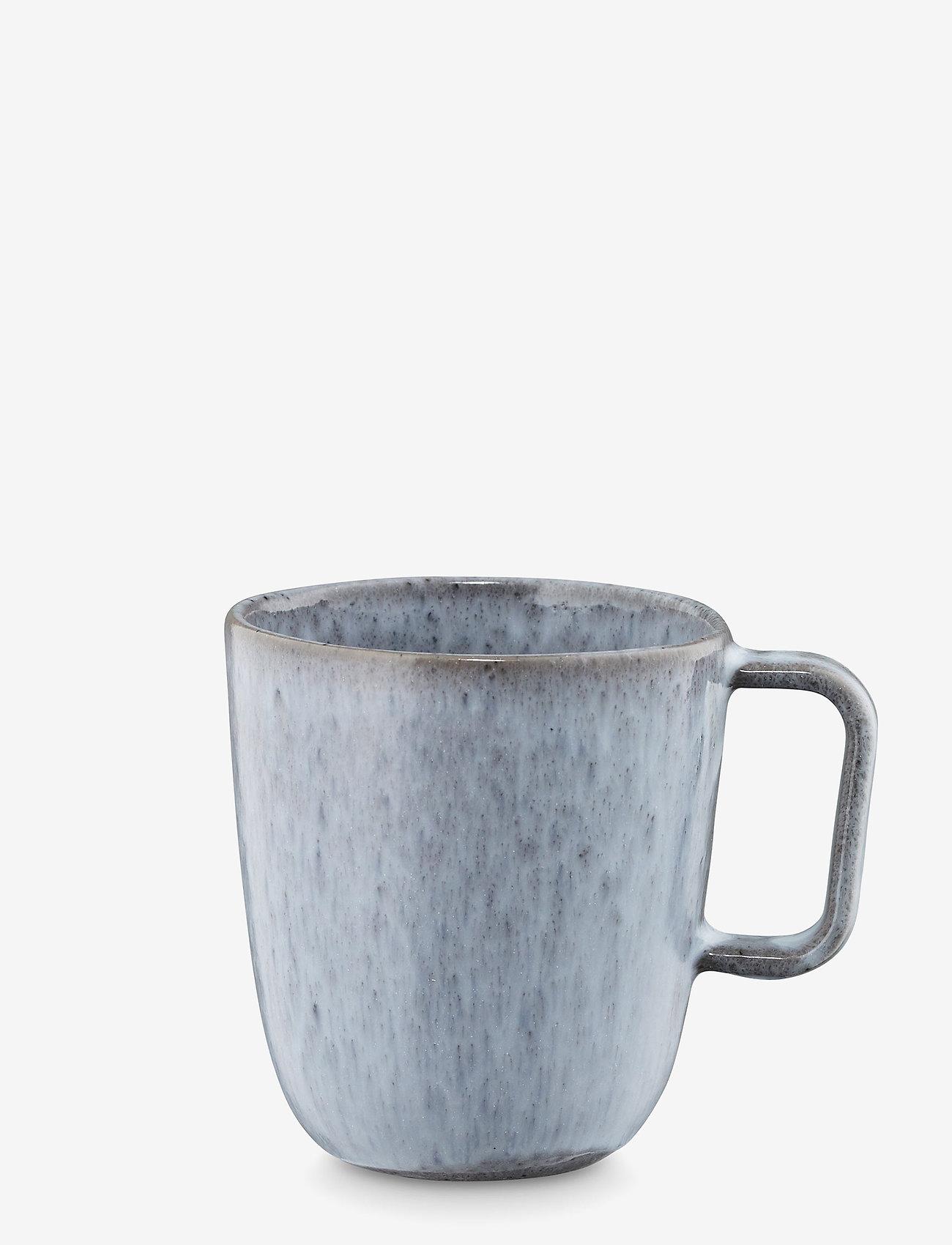 H. Skjalm P. - Copenhagen krus med hank - kaffekopper - grey - 0
