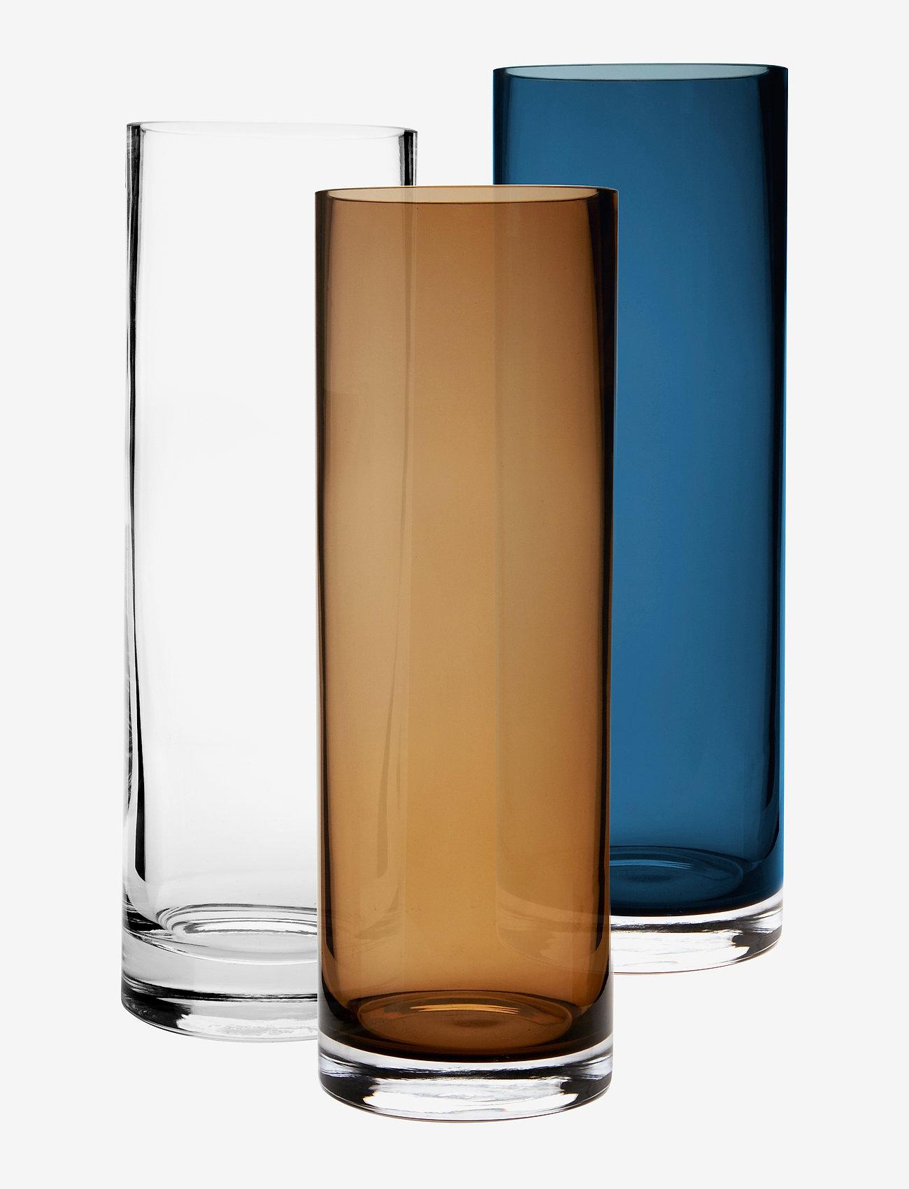 H. Skjalm P. - Aslaug vase - vaser - clear - 1