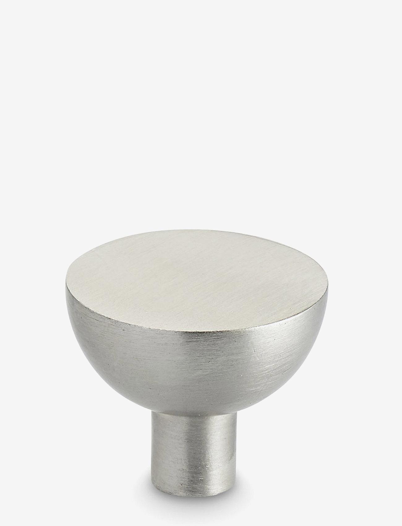 H. Skjalm P. - Geometrisk knop - knager & knagerækker - chrome - 0
