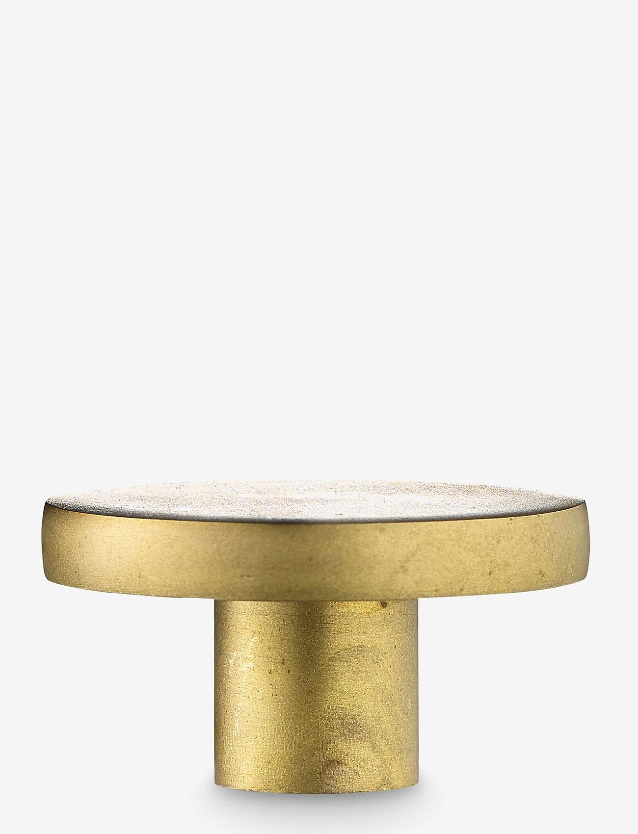 H. Skjalm P. - Knage - knager & knagerækker - brass - 0