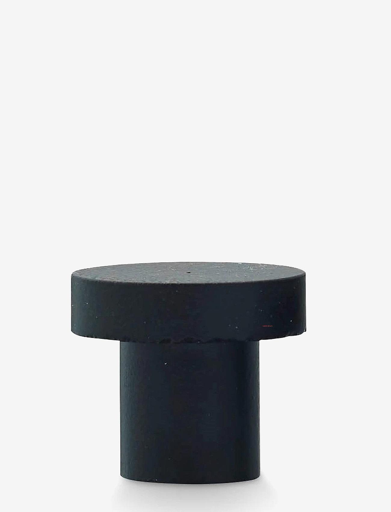 H. Skjalm P. - Knage - knager & knagerækker - matt black - 0