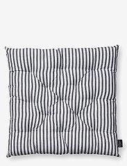 H. Skjalm P. - Emil Cushion - off-white/black - 0