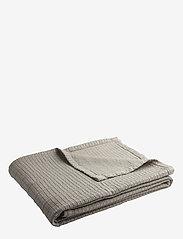 H. Skjalm P. - Kaya Bedspread - literie - grey beige - 0