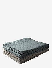 H. Skjalm P. - Kaya Bedspread - literie - grey beige - 2