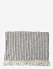 H. Skjalm P. - Indy håndklæde - håndklæder - blue/beige - 0