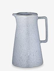 H. Skjalm P. - Copenhagen Jug - viinikarahvit - grey - 0