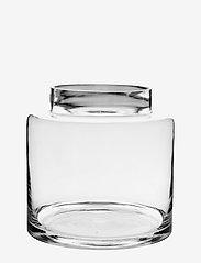 Alpha vase - CLEAR