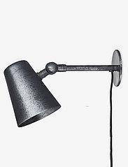 Væglampe - BLACK