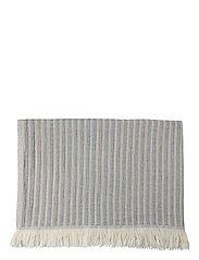 Indy Towel - BLUE/BEIGE