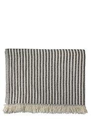 Indy Towel - NAVY/BEIGE