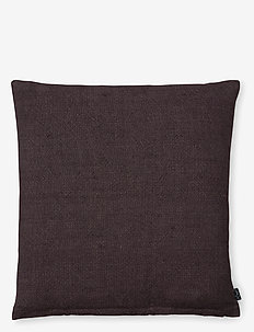 Kolja Cushion Cover - coussins - eggplant