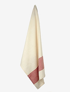 Storm Tea Towel - torchons - nature/red