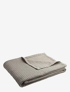 Kaya Bedspread - literie - grey beige