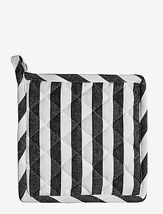 James Pot Holder - mitaines de four, gants et maniques - white/grey