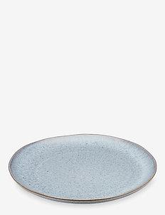 Copenhagen Plate - assiettes plates - grey