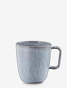 Copenhagen Cup with Handle - tasses à café - grey
