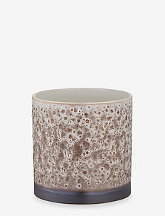 Lausanne Flowerpot - home decor - nude