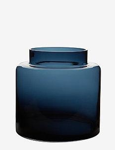 Alpha Vase - home decor - blue